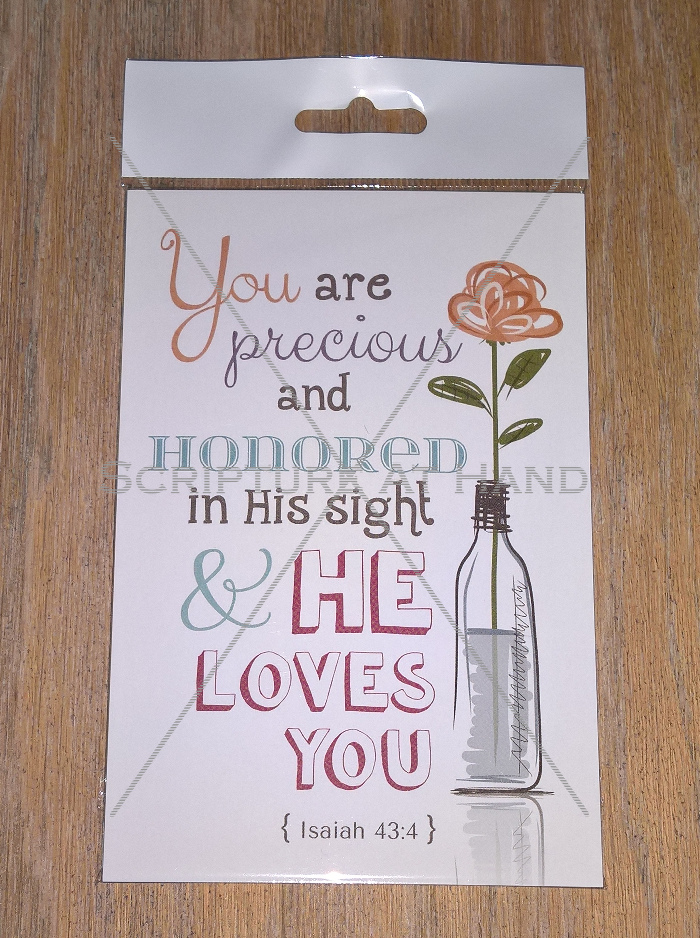 Scripture Post Card Set Collection Two