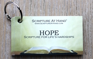 Hope | Scripture for life's hardships | Classic